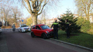 Photo of Fietser gewond door aanrijding met 45 kilometer auto