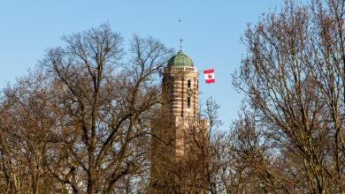 Photo of De vlag is uit voor de Zwolse Bevrijdingsdag