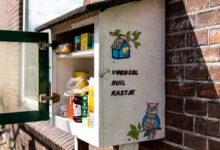 Photo of Voedselverspilling tegengaan door weggeefkastjes