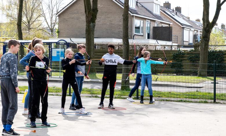 Photo of Ridders op de Campherbeekschool