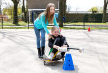 Photo of Ridders en jonkvrouwen veroveren OBS de Campherbeek