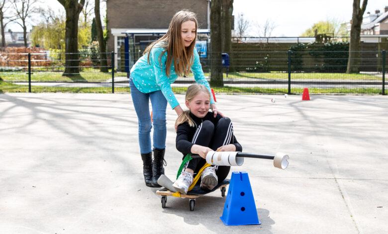 Photo of Ridders en jonkvrouwen veroveren OBS de Campherbeek