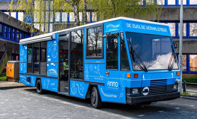 Photo of De Zwolse Verhalenbus van ANNO