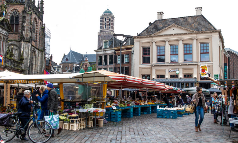 Photo of Ruimer gebied voor marktkramen