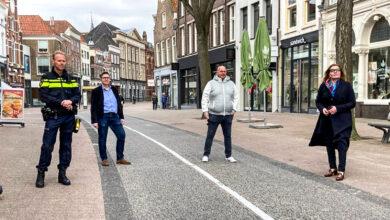 Photo of Werkgroep Keurmerk Veilig Ondernemen (KVO) werkt aan veiligheid binnenstad