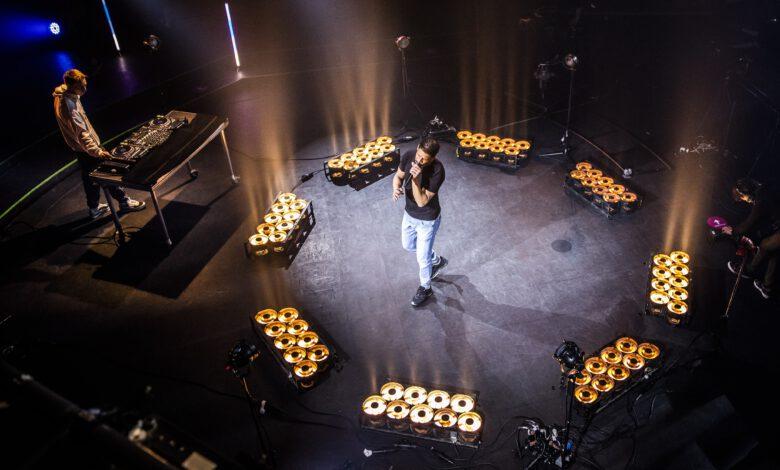 Photo of Zwolse muzikanten in de spotlights tijdens VPRO televisieprogramma