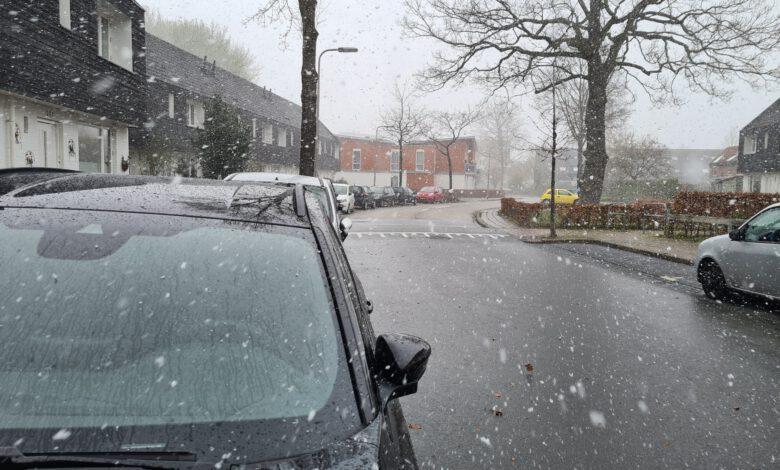 Photo of Geen witte kerst, wel sneeuw op tweede paasdag