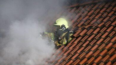 Photo of Gewonde en aanhouding bij woningbrand De Keijzerstraat
