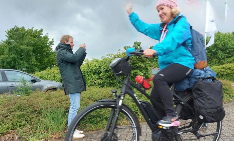 Photo of Zes weken door Nederland fietsen voor kankerpatiënten