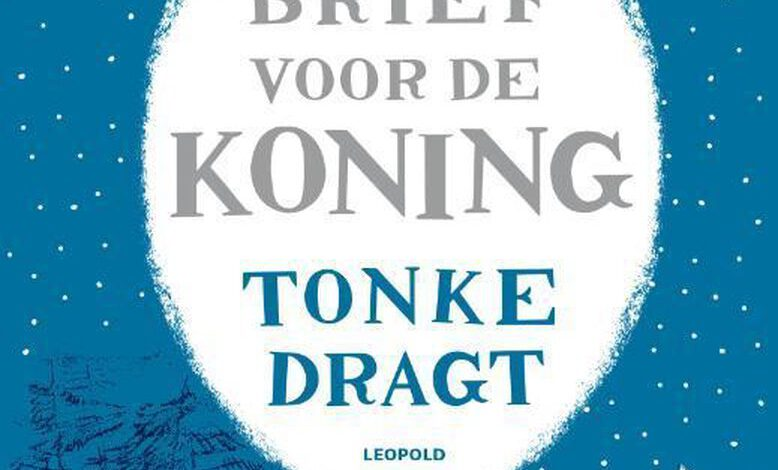 Photo of Boek De brief voor de koning als cadeau