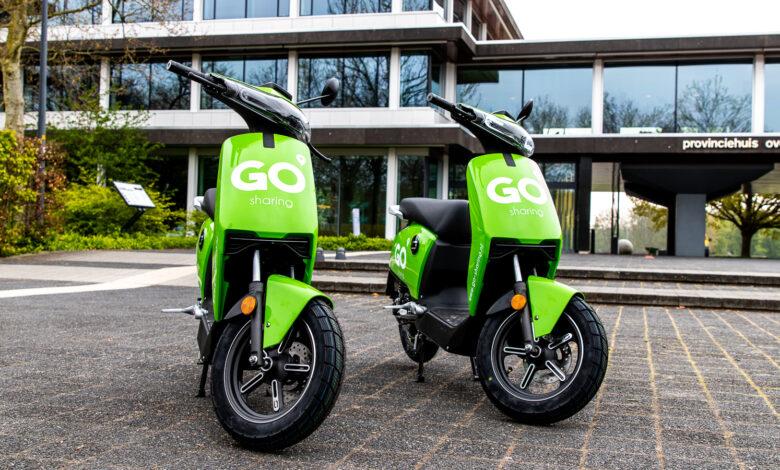 Photo of Vanaf nu zijn er ook deelscooters in Zwolle