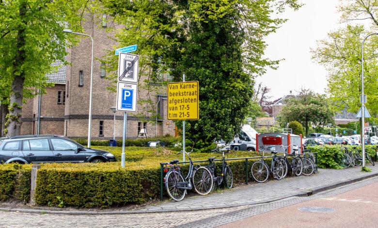 Photo of Onderhoudswerkzaamheden Van Karnebeekstraat en Hanzelaan
