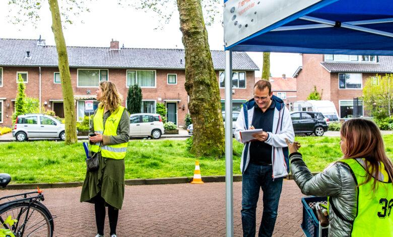 Photo of In beeld: Praktisch verkeersexamen Zwolle-Zuid