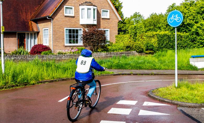Photo of Verkeersexamen in Zwolle Zuid