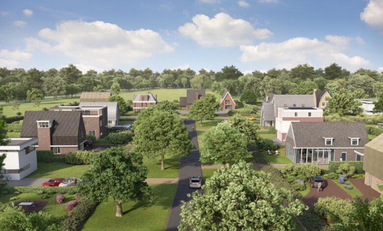 Photo of Gemeente Zwolle verkoopt vijftien nieuwbouwkavels in de Oude Mars