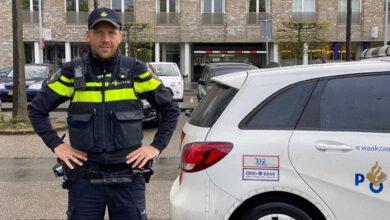 Photo of Wijkagent Alrik van den Berg kijkt terug op een bijzondere tijd