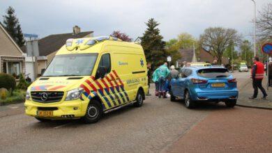 Photo of Oudere man op elektrische fiets gewond bij aanrijding Boerendanserdijk