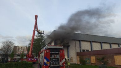 Photo of Zeer grote brand in Stilohal
