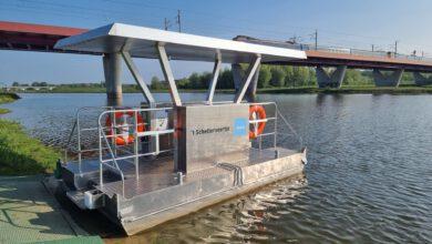 Photo of Nieuwe veer over de IJssel beschikbaar