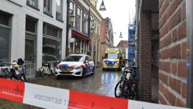 Photo of Verdachte steekpartij centrum Zwolle aangehouden