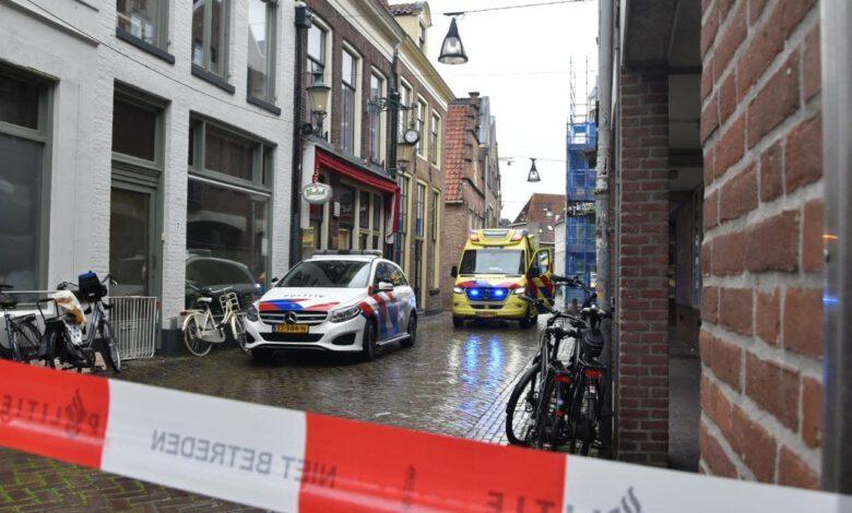 Photo of Steekpartij in de Bitterstraat