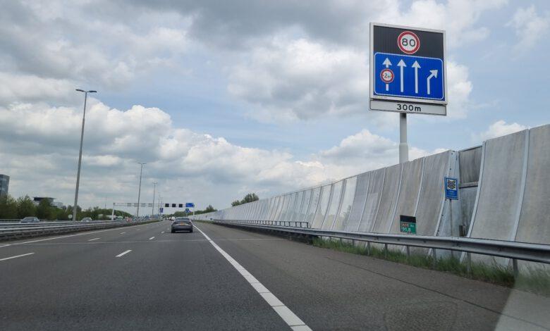 Photo of Groene geluidswallen? 'Meeste 'niet-groene' geluidswallen zijn van Rijkswaterstaat, daar gaan wij niet over.'