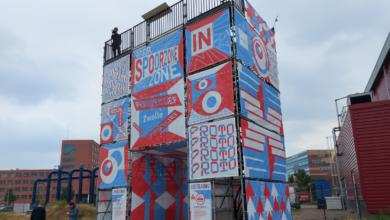 Photo of De nieuwe uitkijktoren van Zwolle