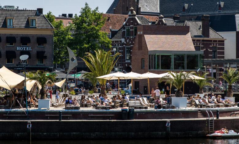 Photo of Volgeboekt Stadsstrand