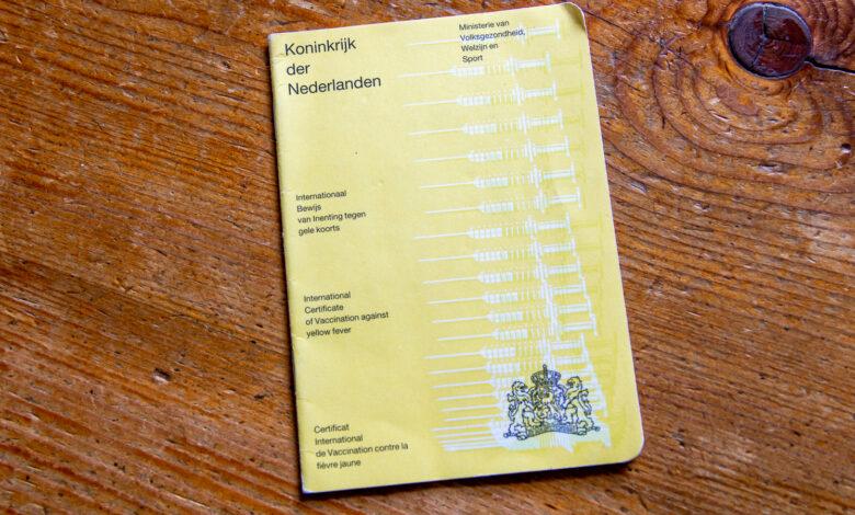 Photo of Vrijdag 4 juni start GGD IJsselland weer met registratie in gele boekje
