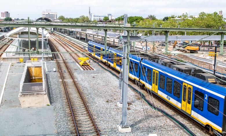 Photo of Vanaf vandaag rijden alle treinen weer