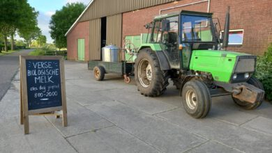 Photo of Heropening mobiele melkerij en melktap