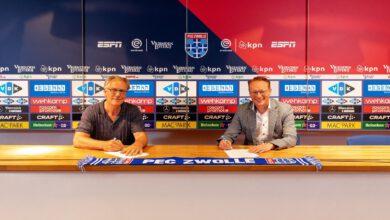 Photo of Hegeman nieuwe rugsponsor PEC Zwolle