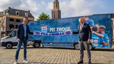 Photo of Tenuesponsor Roscom verlengt sponsorcontract bij PEC Zwolle