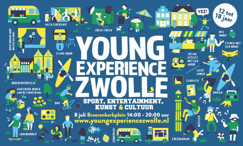 Photo of Event: Gratis YEZ Festival voor Zwolse jongeren van 12 tot 18 jaar
