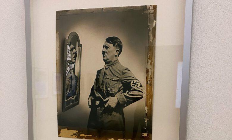 Photo of John Heartfield gebruikte satire als wapen tegen Hitler
