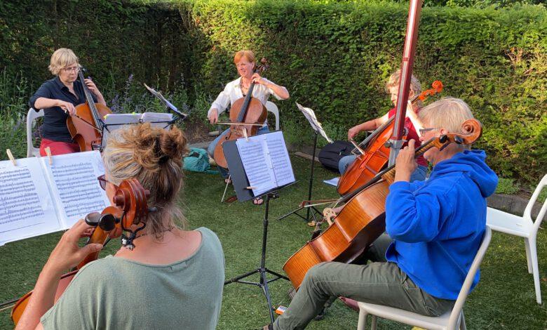 Photo of Cellisten geven geheime optredens in Zwolle en omgeving