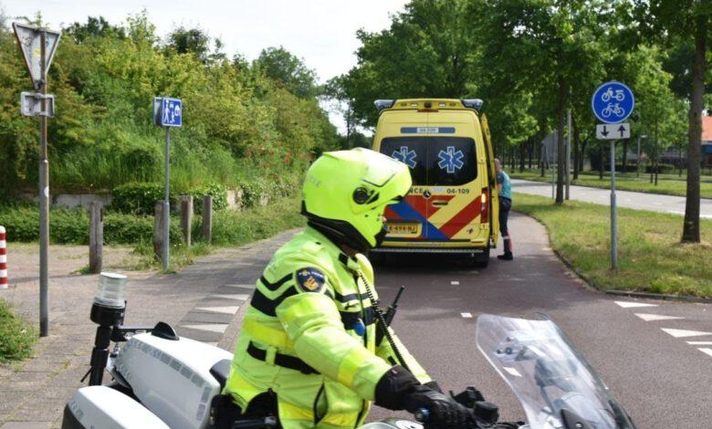 Photo of Fietser gewond bij valpartij Grevelingen