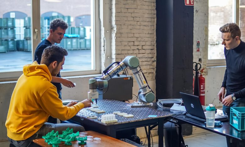 Photo of Machinebouwer VMI start samenwerking met Perron038