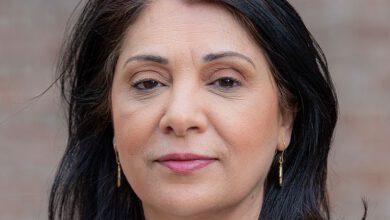 Photo of Sherareh Azimi-Nober VVD in 300 seconden