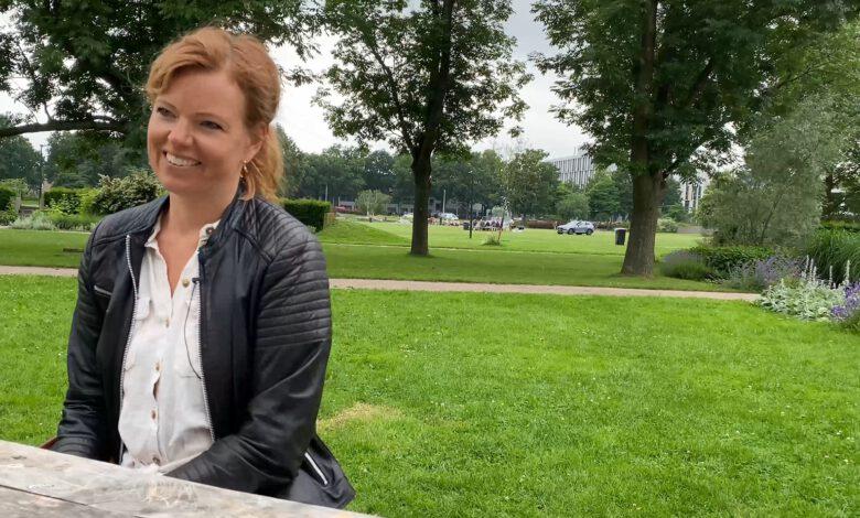 Photo of Sonja Paauw (D66): In elke wijk in Zwolle ontmoetingsplekken