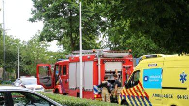 Photo of Gewonde bij brand in appartement Beulakerwiede