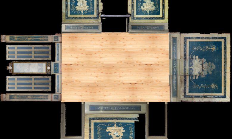 Photo of Zwolse interieurbetimmering uit 1790 teruggevonden