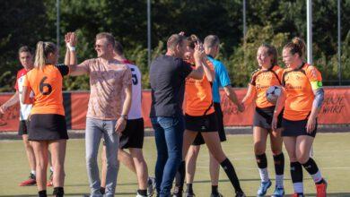 Photo of ZKV Oranje Zwart promoveert naar de tweede klasse