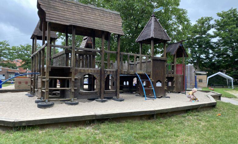 Photo of Speelkasteel van speeltuin Bestevaer op Marktplaats