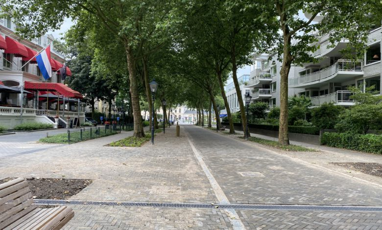 Photo of Via de Stationsweg weer naar de binnenstad