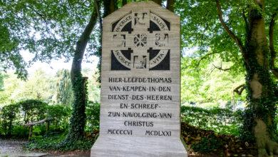 Photo of Start herdenkingsjaar Thomas a Kempis: Bergklooster maakt zich op voor bijzondere expo
