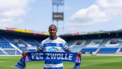 Photo of Gervane Kastaneer tekent bij PEC Zwolle