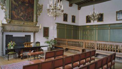 Photo of Historische verhalen ophalen in het oude stadhuis