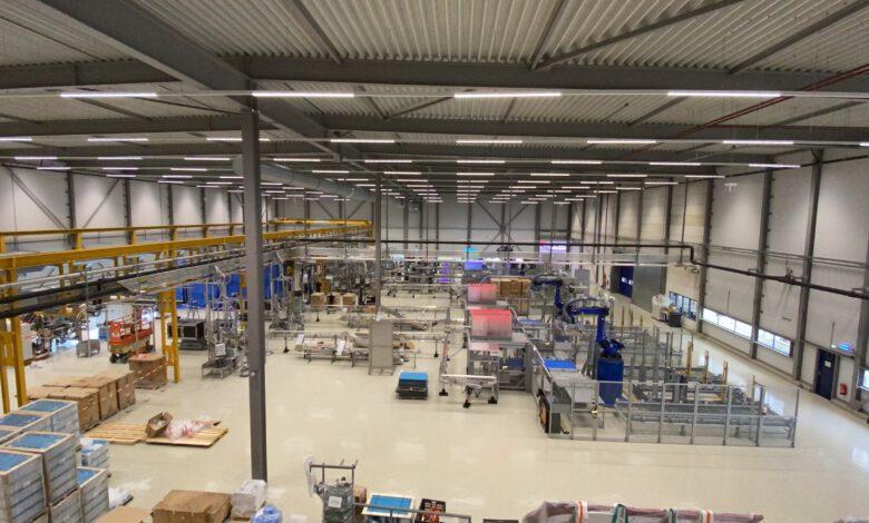 Photo of Grote hightech-fabriek op de Hessenpoort groeit in coronatijd