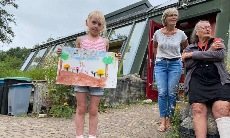 Photo of De natuur vereeuwigen op het witte doek in de Nooterhof